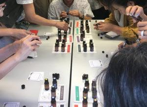 アロマタッチ ハンドテクニック講座 お客様の声(大阪府和泉市)